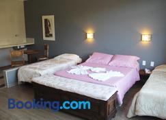 Hotel Vila Nova - Teresópolis - Bedroom
