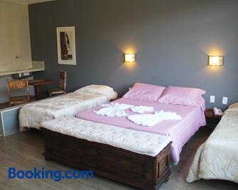 Hotel Vila Nova - Teresopolis - Bedroom
