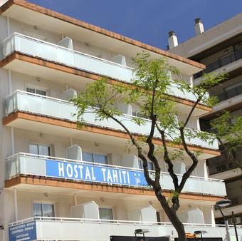 Hostal Tahiti - Salou - Building