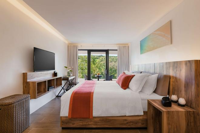 Club Paradise - Coron - Bedroom