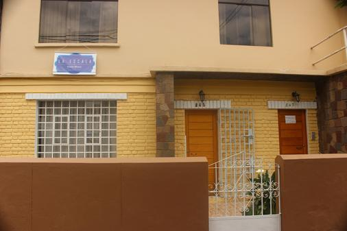 La Escala Guest House - Cusco - Building