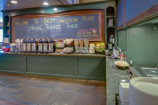 Best Western PLUS Truckee-Tahoe Hotel - Truckee - Buffet