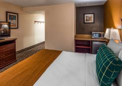 Best Western PLUS Truckee-Tahoe Hotel - Truckee - Bedroom