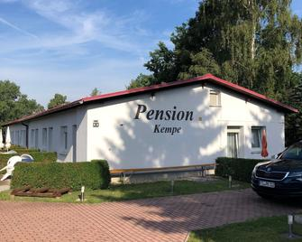 Pension Kempe - Bannewitz - Building