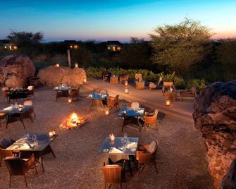 Anantara Sir Bani Yas Island Al Sahel Villa Resort - Sir Bani Yas - Restaurant