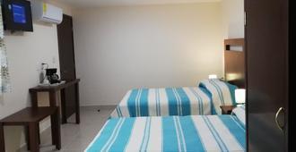 Cordiality Inn - Puebla City - Bedroom