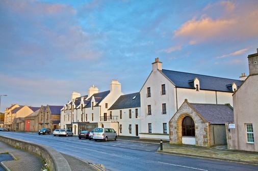 The Ayre Hotel - Kirkwall - Edificio