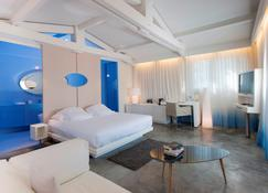 Benkirai Hotel - Saint-Tropez - Bedroom