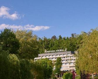 Postojna Cave Hotel Jama - Postojna - Venkovní prostory