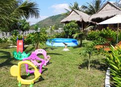 Bird Of Paradise Bungalows - Kep - Pool