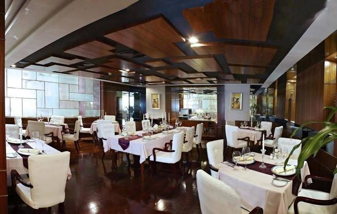 Dynasty Hotel - Wenzhou - Ravintola