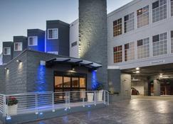 Holiday Inn Express Mountain View - Mountain View - Budynek