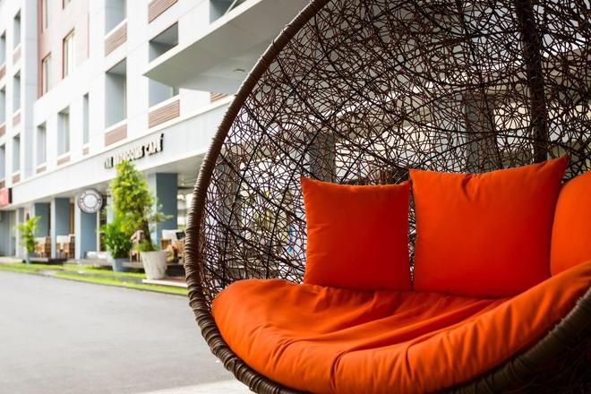 The Bedrooms Boutique Hotel - Bangkok - Edificio