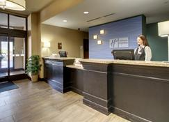 Holiday Inn Express Hotel & Suites Natchez South - Natchez - Lễ tân