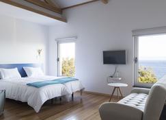 Lofts Azul Pastel - Horta - Schlafzimmer