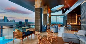 The Westin Nashville - Nashville - Sala de estar