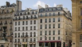 Hotel Les Dames Du Panthéon - Parijs - Gebouw