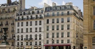 Hotel Les Dames Du Panthéon - Paris - Outdoors view