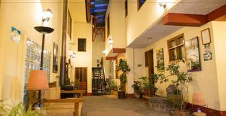 Los Aticos B&B - Cusco - Lobby