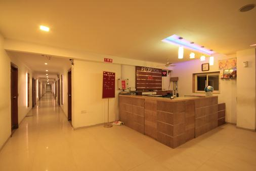 Hotel Kadamb Inn - Ahmedabad - Lễ tân