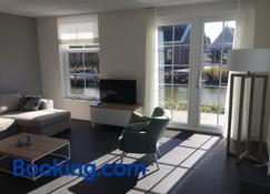 Luxurious Water Villa - Uitdam - Living room