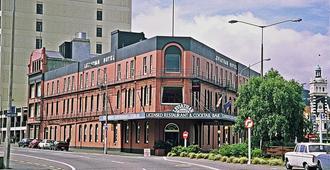 Leviathan Hotel - Dunedin - Edificio