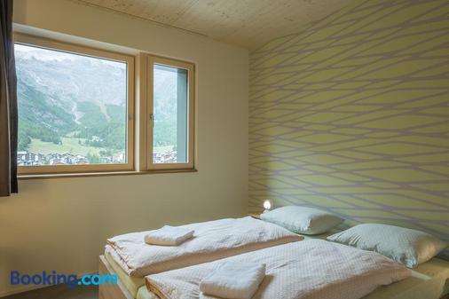 Wellnesshostel4000 - Saas-Fee - Bedroom