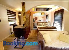 Hotel Val de l'Our - Burg-Reuland - Bedroom
