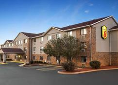 Super 8 by Wyndham Fairview Heights-St. Louis - Fairview Heights - Building
