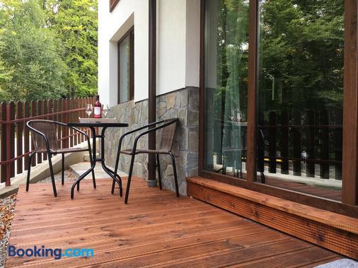 Alfinio Villa - Sinaia - Balcony
