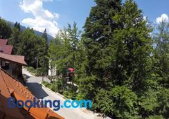 Alfinio Villa - Sinaia - Outdoors view