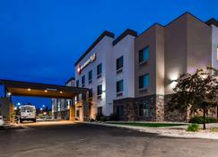 Best Western Plus Airport Inn & Suites - Salt Lake City - Rakennus
