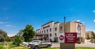 Best Western Plus Airport Inn & Suites - Salt Lake City - Edificio