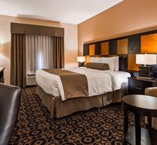 機場最佳西方套房酒店 - 鹽湖城