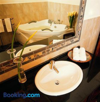 Palacina The Residence & The Suites - Nairobi - Phòng tắm