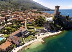 Hotel Castello Lake Front - Malcesine - Außenansicht