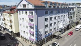 Hotel Hansa - Stuttgart - Gebäude