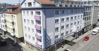 Hotel Hansa - שטוטגרט - בניין