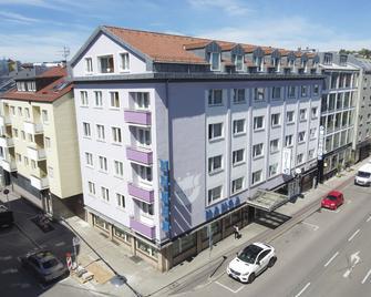 Hotel Hansa - Stuttgart - Clădire