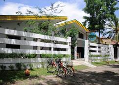Jali Resort - Gili Trawangan - Pemenang - Building