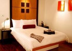 Icheck Inn Sukhumvit 19 - Bangkok - Makuuhuone