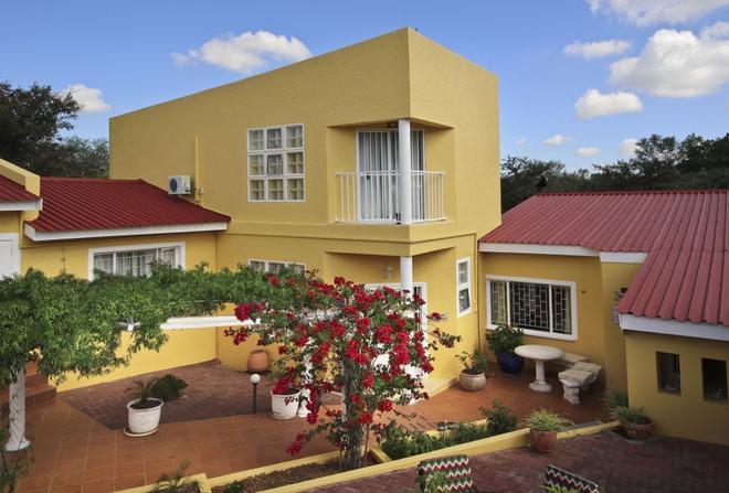 Jordani Bed & Breakfast - Windhoek - Toà nhà
