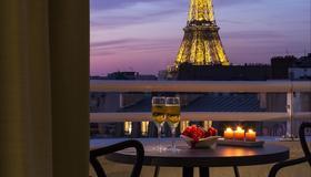 Citadines Tour Eiffel Paris - París - Balcón