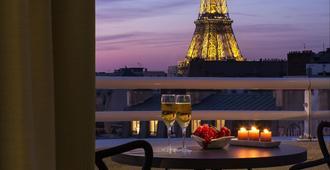 Citadines Tour Eiffel Paris - פריז - מרפסת