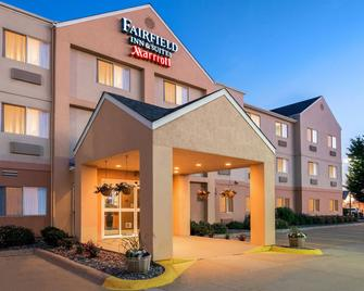 Fairfield Inn & Suites Stevens Point - Стивенс-Пойнт - Здание