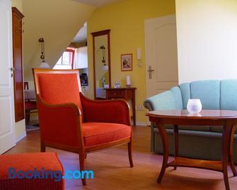 Residenz Lausitz - Seeheilbad Graal-Müritz - Living room