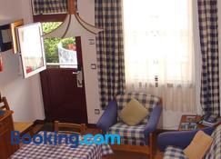 Apartamentos Turisticos Verdemar - Horta - Phòng khách