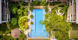 Koulen Hotel - Ciudad de Siem Riep - Piscina
