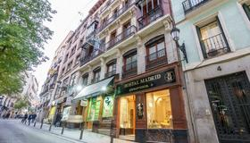 Hostal Madrid - Madrid - Edificio
