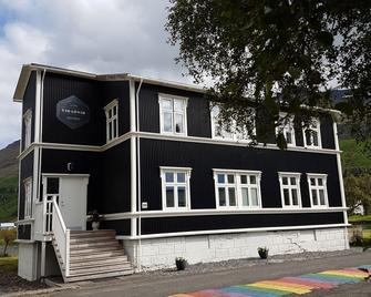 Við Lónið Guesthouse - Seydisfjordur - Gebäude